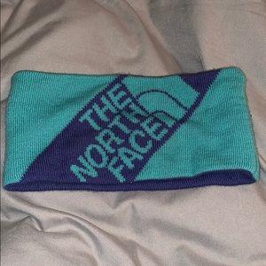 Reversible North Face headband
